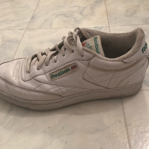vintage reebok shoes
